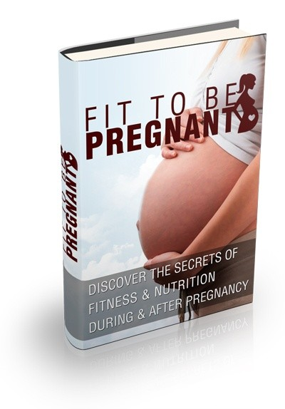 Box Fit To Be Pregnant: Nutrition and Fitness Tips Revealed in Audio, Ebook