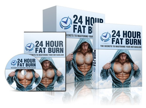 Box 24 Hour Fat Burn – The Secrets To Mastering Your Metabolism in Audio, Ebook