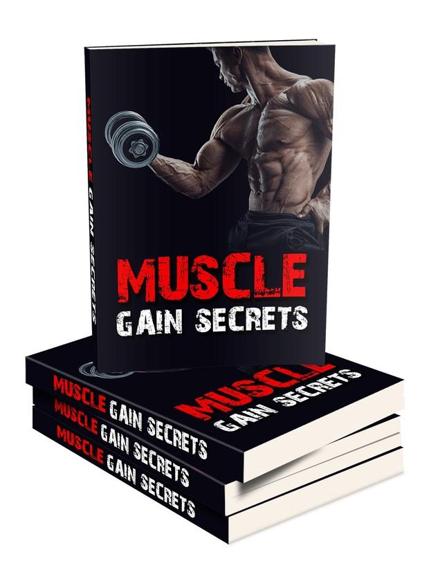 Box Muscle Gain Secrets in Audio, Video, Ebook