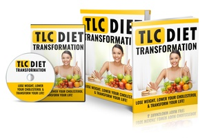 Box TLC Diet Transformation Lose Weight, Lower Your Cholesterol in Audio,Video,Ebook