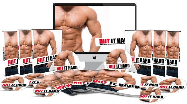 Box HIIT Hard How to Melt Fat and Optimize Performance With HIIT Workouts in Audio,Video,Ebook