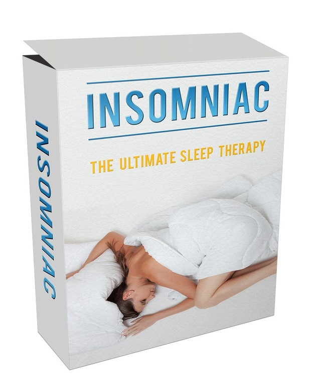 Ebook Insomniac The Ultimate Sleep Therapy