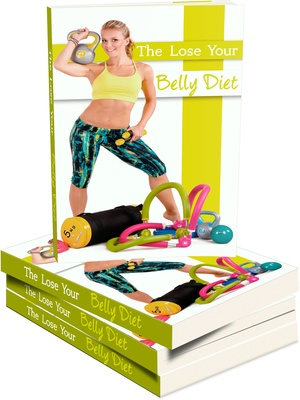 Ebook - The Lose Your Belly Diet - Change Your Gut, Change Your Life
