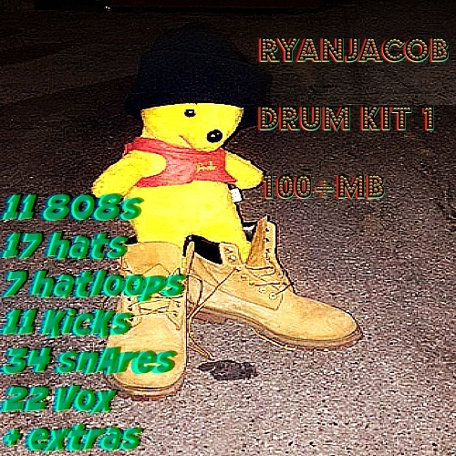 ryanjacob drum kit vol.1