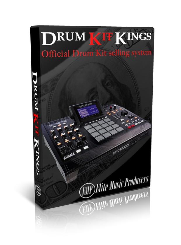 Drum Kit Kings