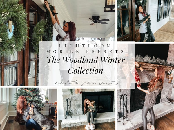 The Woodland Winter Collection