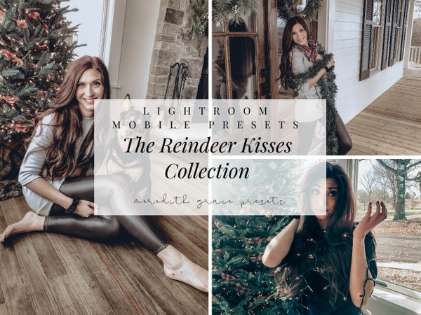 The Reindeer Kisses Collection