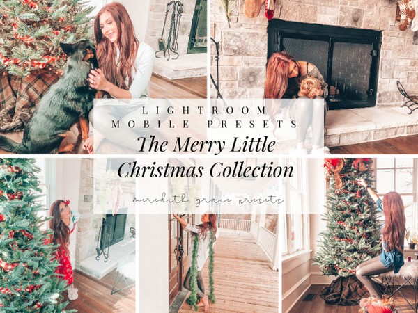 The Merry Little Christmas Collection