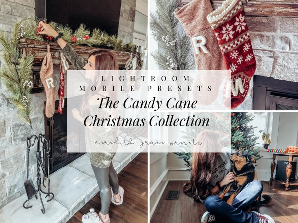 The Candy Cane Christmas Collection