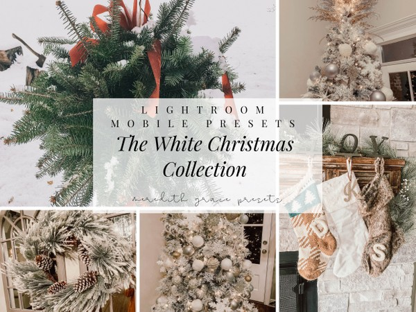 The White Christmas Collection