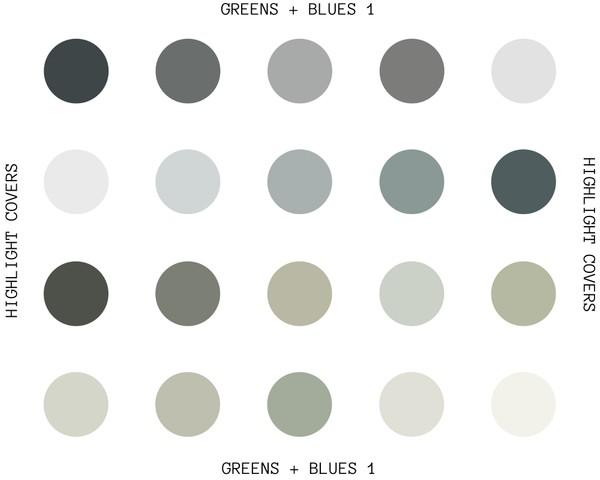 GREENS + BLUES 1