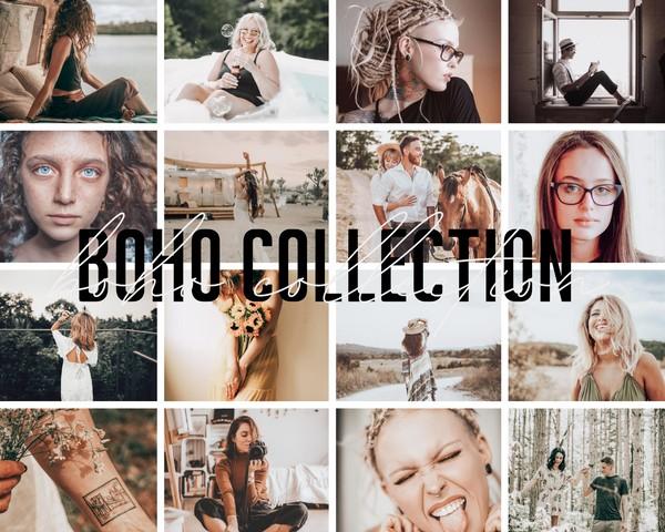 The Boho Collection Bundle