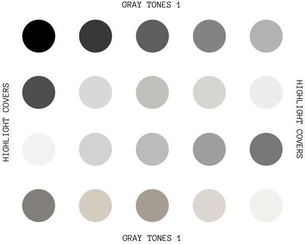 GRAY TONES 1