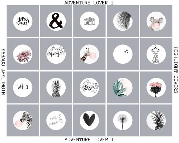ADVENTURE LOVER 1