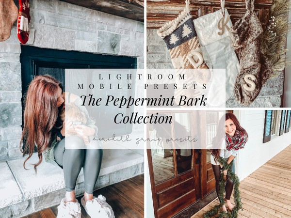 The Peppermint Bark Collection