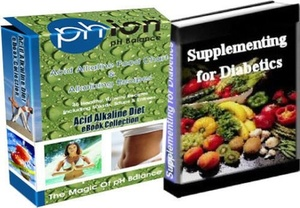 Acid Alkaline Diet eBook Collection