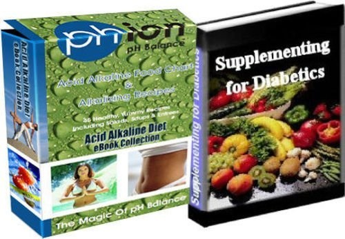 Acid Alkaline Diet eBook Collection