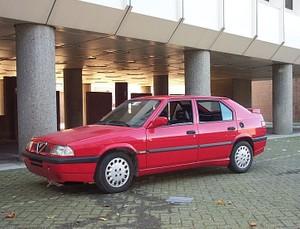 Alfa Romeo 33 Nuova 1990 – 1995