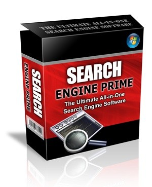 Search Engine Prime - With Rebrandable Resell Rights