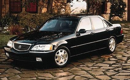 1996-2004 Acura 3.5RL Body Repair Manual  Printable