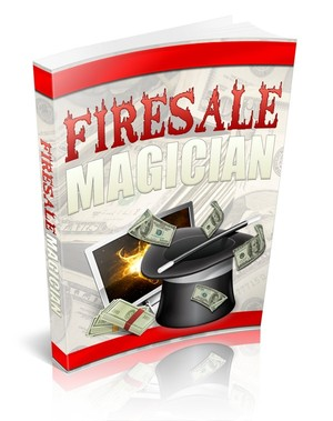 Firesale Magician - With Resale Rights