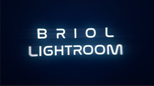 BRIOL LIGHTROOM [2€] (with 100 Materials)