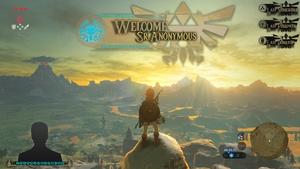 Overlay Zelda Breath of the Wild [Stream]