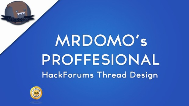 HackForums Thread Design