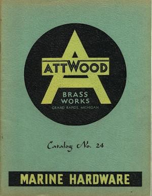 1941 Attwood Brass Works Catalog