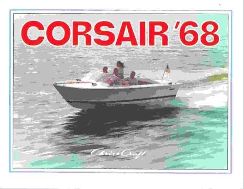 1968 Chris Craft Corsair