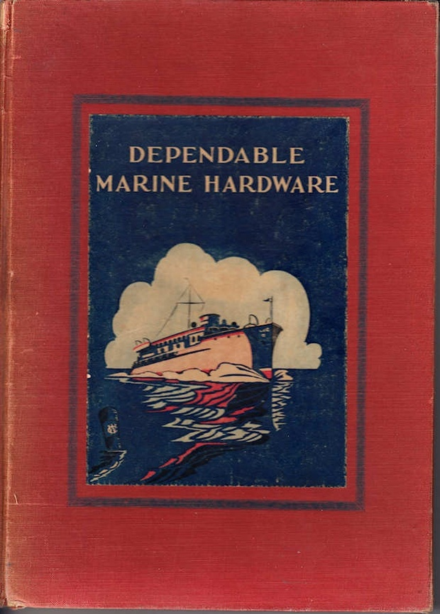 Wilcox Crittenden Dependable Marine Hardware 1930