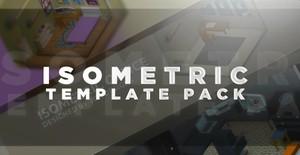Isometric Template Pack! (ReadDesc)