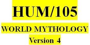 HUM 105 Week 3 Divine Roles Across Cultures Matrix