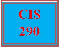 CIS 290 Week 5 Individual Computer Maintenance and Training Presentation