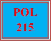 POL 215 Week 4 Local Government Issues