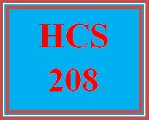 HCS 208 Week 3 Vocabulary Exercise – Compliance