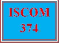 ISCOM 374 Week 4 The Transportation Bid Challenge