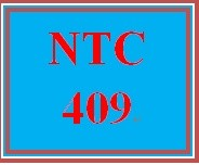 NTC 409 Week 1 Individual Network Technology Use in the Global Environment