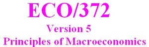 ECO 372 Week 1 Individual Economics Data Paper