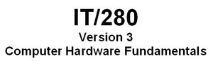 IT280 Week 2 Motherboard Components Indentification Paper - Appendix E