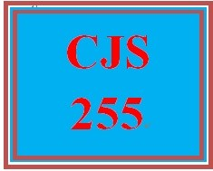 CJS 255 Week 2 Jail and Prisons Comparison Paper