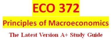 ECO 372 Week 4 Reflection