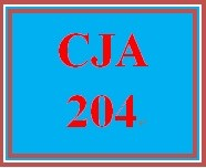 CJA 204 Week 5 Juvenile Delinquency and Juvenile Crime Article
