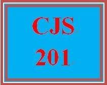 CJS 201 Week 4 Corrections Presentation