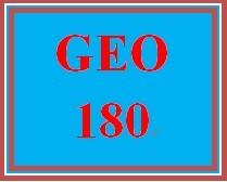 GEO 180 Week 3 Soil Paper