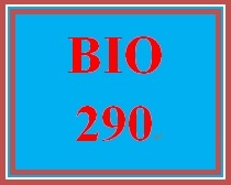 BIO 290 Week 4 WileyPLUS Worksheets