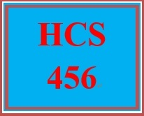 HCS 456 Week 1 Email to a Friend