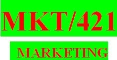 MKT 421 Week 2 Marketing Mix Presentation