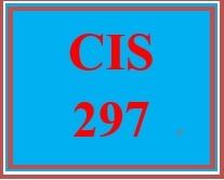 CIS 297 Week 1 Individual: Individual Security Vulnerability