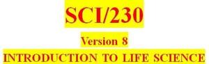 SCI 230 Week 2 Prokaryotic and Eukaryotic Cells